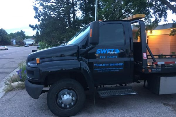 HONK Partner Spotlight – SWFT TOWING