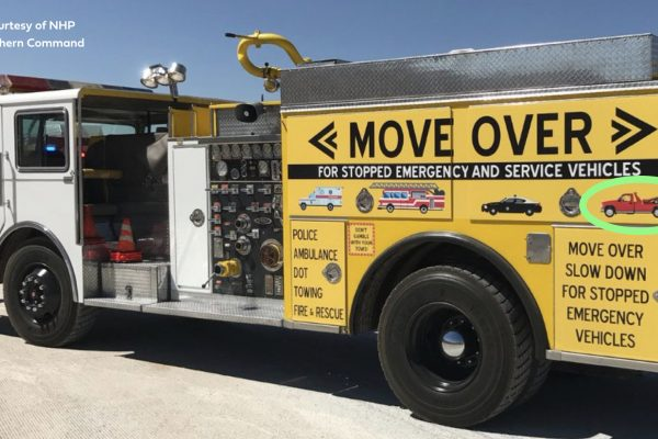 A HONK PSA: Slow Down, Move Over, Save Lives