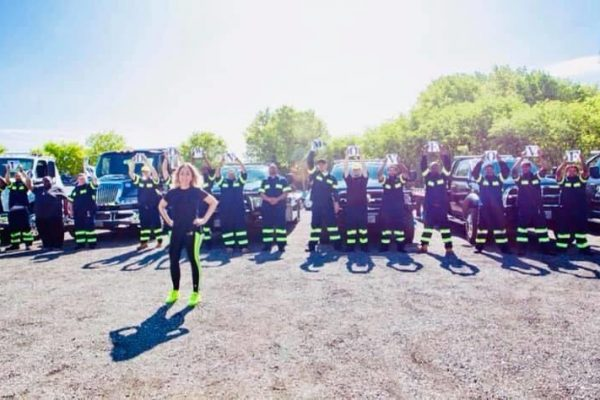 Safety Gear Dedicated Towards Keeping Women In Towing Safe