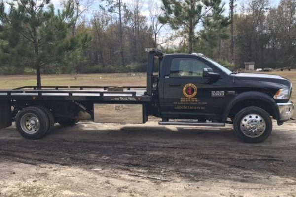 HONK Partner Spotlight – Red Horse Recovery & Towing
