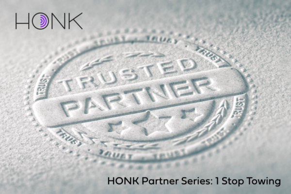 HONK Partner Series: 1 Stop Towing
