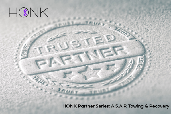 HONK Partner Series: A.S.A.P Towing & Recovery