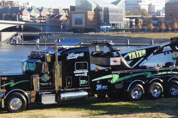 Tow Times Magazine Interviews HONK and Doug Yates Towing