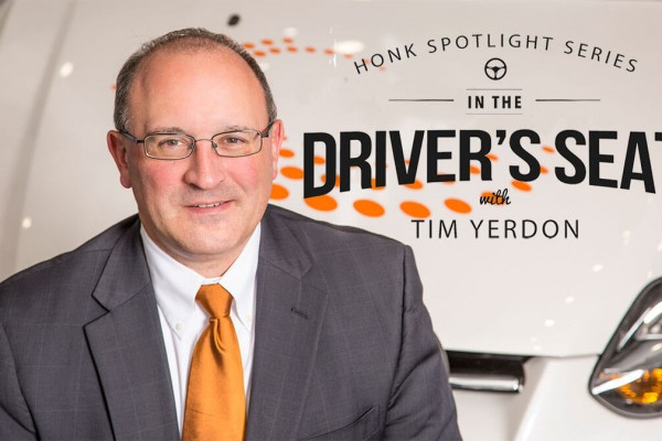 In the Driver's Seat with Visteon's Tim Yerdon