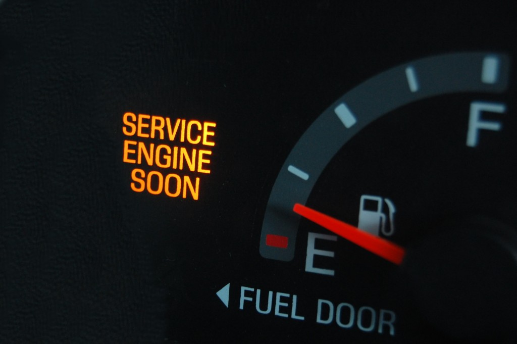 Signs Of Engine Trouble Honk